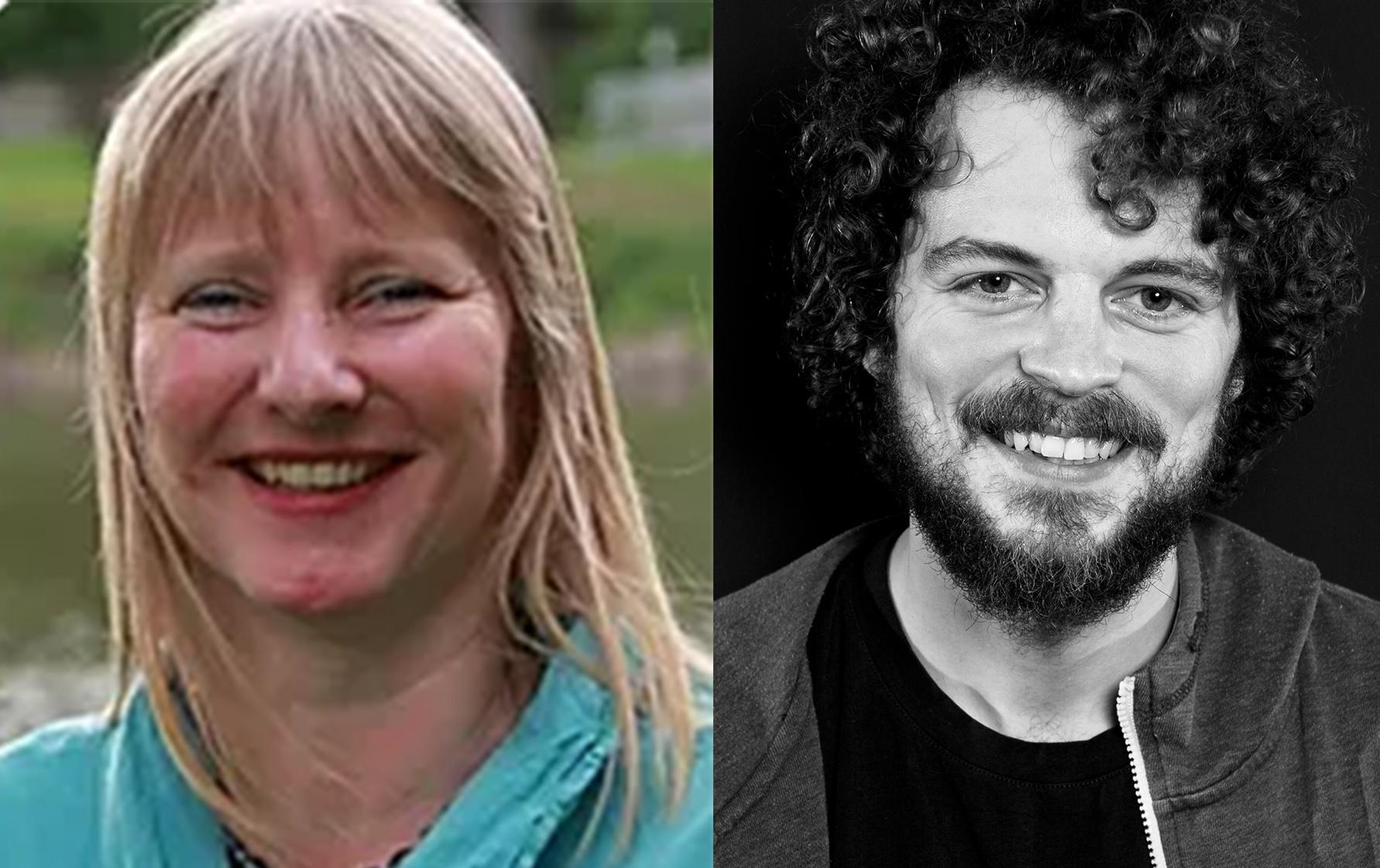 Simone Grallath und Oliver Berger
