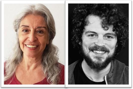 Vivet Alevi und Oliver Berger